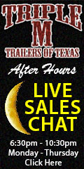 Triple M Trailers Texas Live Chat Horse Trailer Sales