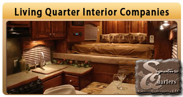 living quarters for horse trailers