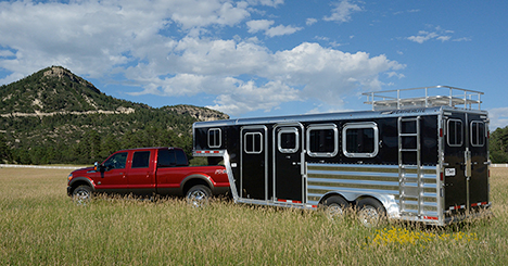 Featherlite Trailers, Horse Trailers, Living Quarters, Livestock Trailers