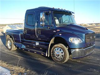 SportChassis Trucks by Freightliner Specialty Vehicles, Inc.