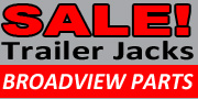 Trailer Jacks for Sale from Broadview Parts