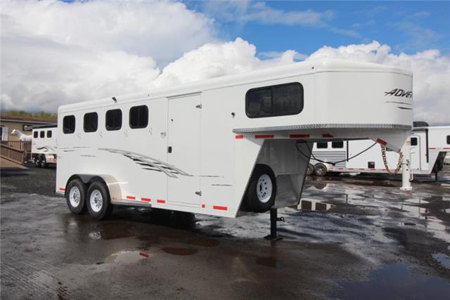 Horse Trailer Trader: 2018 Trails West Trailers Adventure MX Conv ...