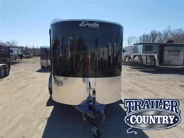 Trailer Country Cabot Ar >> 2019 Delta Trailers 14 Ft 500es Dealer Stock De7180 At